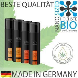 75ml Aftershave lotion mit 2,5% CBD