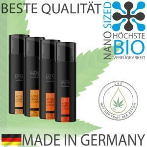 75ml Aftershave lotion mit 5% CBD